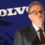 Volvos topchef, Leif Johansson, takkede nej til BP, og så slog Ericssons Carl-Henric Svanberg til. Foto: Adam Ihse, AFP/Scanpix