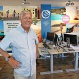 Stig Elling er rejseambassadør hos Bravo Tours.