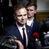 Nicolai Wammen meddeler, at Socialdemokraterne vil støtte eventuel grænsekontrol ved Danmark.