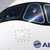 """Luftfartsgiganten Airbus satser på en fremtid med vækst i raketfart, efter at selskabet netop har søgt om patent på en række produkter til udviklingen af den såkaldte """"supersonic spaceplane"""", der skal kunne flyve passagerer fra London til New York på blot en time."""