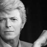David Bowie fotograferet 13. maj 1983 på Cannes Film Festivalen. Foto: Ralph Gatti/ AFP