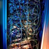 Nye afsløringer viser, at den amerikanske efterretningstjeneste NSA har brudt den kryptering, som bl.a. bankerne bruger ved overførsel af penge, og som også skal sikre mod snushaner, når man læser sin post over nettet. Arkivfoto: Julian Stratenschulte, EPA/Scanpix