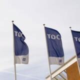 TDC er det første af de nordiske teleselskaber, der fremlægger årsresultatet for 2009. Foto: Torben Christensen, Scanpix