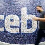 Facebook har mellem januar og juni i år fået henvendelse fra myndighederne om at få udleveret data fra 10.000 europæiske brugeres konti, heriblandt 11 danske. Arkivfoto: Jonathan Nackstrand, AFP/Scanpix