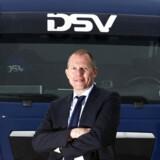 Transportgiganten DSV er dagens højdespringer på det danske aktiemarked.