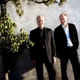Administrerende direktør Stig Myken og markedsdirektør Peter Mægbæk Madsen fra Fullrate er sammen med de tre andre medstiftere blevet hovedrige på TDCs køb af deres selskab. Foto: Sigrid Nygaard, Scanpix