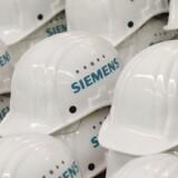 Siemens overrasker til den positive side