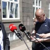 Rigspolitichef Jens Henrik Højbjerg sagde på et pressemøde torsdag, at politiet havde fået nys om hackerangrebet i januar.
