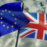 Arkivfoto: Finansmarkederne er kommet ud i et uvejr ved udsigten til meget tæt løb mellem ja- og nej-sigerne til den britiske EU-afstemning.