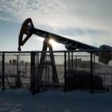 Olieprisens fald præger aktiemarkederne.