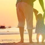 Hele 25 procent af de yngste børn har besøgt mere end fem lande.