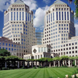 Nummer ti på Universums årlige top-10 over de mest attraktive arbejdspladser i den ingeniørmæssige kategori finder man amerikanske Procter & Gamble, der gør sig i en lang række produkter – deriblandt barberblade. Her ses koncernens hovedkvarter i Cincinnati.