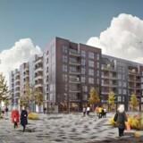 Rige vestjyder er på jagt efter københavnske ejendomme. Deres investeringer runder nu en milliard kroner.