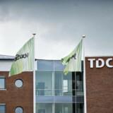 TDC og YouSee facade