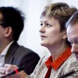 Miljø- og fødevareminister Eva Kjer Hansen til høring i Miljø- og Fødevareudvalget.