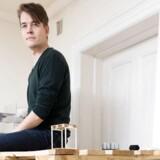 »Der er helt vildt mange muligheder, og det er kun godt, men det er svært at finde ud af, hvor man skal gå hen, når man er nyetableret« Jesper Rølund, arkitekt og opfinder af pallestabilingssystem.