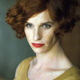 Eddie Redmayne som den danske transkvinde Lili Elbe i spillefilmen »The Danish Girl«. Foto: PR