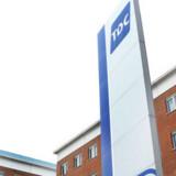 Danmarks største teleselskab fik 11 procent højere indtjening i første kvartal, primært på grund af besparelser. Foto: Mads Nissen, Scanpix