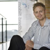 Esben Kolind Laustrup er ny direktør i det TDC-ejede UnoTel. Foto: Lars Kruse/AU-foto
