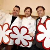 I dag præsenterede Michelin årets nye stjernerestauranter i Danmark og resten af Norden. Geranium har som den første danske restaurant fået sin tredje stjerne.