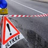 Det nye, fælles radiokommunikationsnet skal bruges, når der sker større ulykker, og indsatsen skal koordineres på tværs. Arkivfoto: Lars Rievers