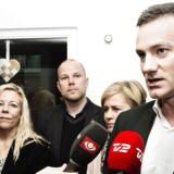 Rasmus Jarlov fra Konservative.