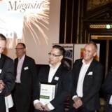 Magasin modtager MMM-prisen.