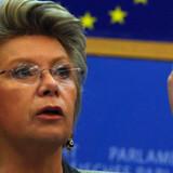 Viviane Reding, EU's kommissær for telekommunikation