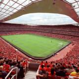 Arsenals stadion er vel nok det mest moderne fodboldstadion i verden med faciliteter i verdensklasse. Emirates åbnede dørene i 2006 og har plads til 60.335 tilskuere.