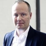Christian Walther Øyrabø, formand for Dansk Iværksætterforeing