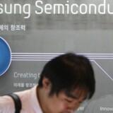 Samsung er verdens største producent af flashhukommelseschips - og nu i EUs søgelys. Foto: Truth Leem, Reuters/Scanpix