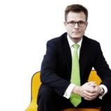 Jacob Bastholm, chef for Carnegies corporate finance-afdeling. ARKIVFOTO.