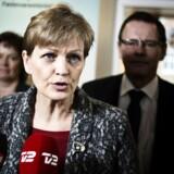 ARKIVFOTO. Miljø- og fødevareminister Eva Kjer Hansen (V).