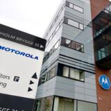 260 ingeniører på et af de store danske udviklingscentre, Motorola i Aalborg, er blevet fyret. Foto: Henning Bagger