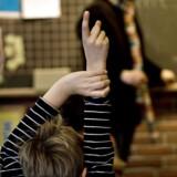 ARKIVFOTO af undervisning i folkeskole- (Foto: Steffen Ortmann/Scanpix 2014)