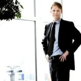 Henrik Poulsen, administrerende direktør i TDC.