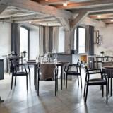 Designstudiet Space Copanhagen, stod oprindeligt for Nomas indretning.
