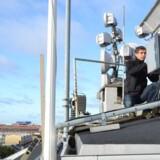 4G/LTE er et byfænomen. Man skal ikke forvente at få lynhurtig dataforbindelse uden for de danske byer. Da hopper telefonen eller computeren i stedet over på det landsdækkende og lidt langsommere 3G-net, som også kan bruges til tale. Arkivfoto: Telia