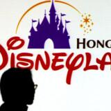 Disneyland i Hongkong skal nu udvides. Foto: Philippe Lopez, AFP/Scanpix
