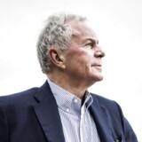 Kurt Larsen er formand for DSV.