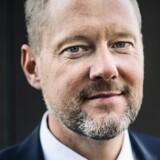 Da David Hellemann kom til DR, var der rod i økonomien efter byggeriet i Ørestad, og Kenneth Plummer kaldte ham »en af de bedste ansættelser nogensinde«. Også i Finansministeriet skulle Hellemann håndtere konfliktområder. Foto: Sophia Lydolph