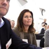 De 150 deltagere i arrangementet »MBA for en dag« blev holdt til ilden og fik præsenteret snesevis af managementteorier. For Rikke Kaastrup Kjær var der for eksempel ny inspiration at tage med tilbage på jobbet hos Grundfos.