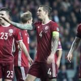Det danske landshold må konstatere efter det samlede nederlag til Sverige, at EM ikke bliver med dansk deltagelse.