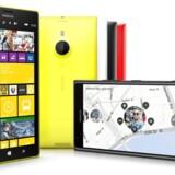 Nokia har de seneste tre år produceret Lumia-telefoner med Windows Phone som styresystem. Nu er den første Android-telefon fra Nokia på vej. Arkivfoto: Nokia/Scanpix