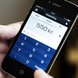 Mobile Pay kan nu også bruges på nettet