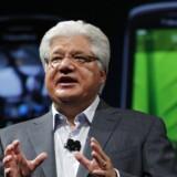 Mike Lazaridis, en af stifterne af Blackberry, overvejer nu at overtage sit gamle firma. Arkivfoto: Beck Diefenbach, Reuters/Scanpix