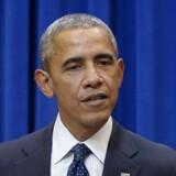 Præsident Obama underskrev i aftes budgettet.