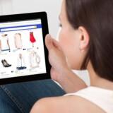 Der er nogle klare klare tendenser at se, når det drejer sig om danskernes shoppingvaner på nettet. Foto: Scanpix