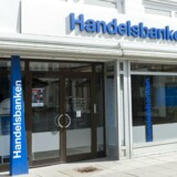 Handelsbanken afdeling i Silkeborg.