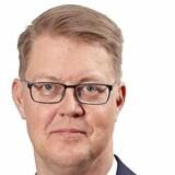 Jans Birgersson, Rockwools nye, svenske topchef. Foto: Privat